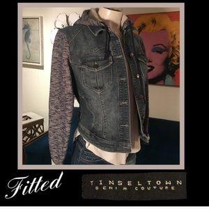 Tinsel town denim Couture